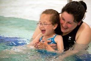autism and water therapy